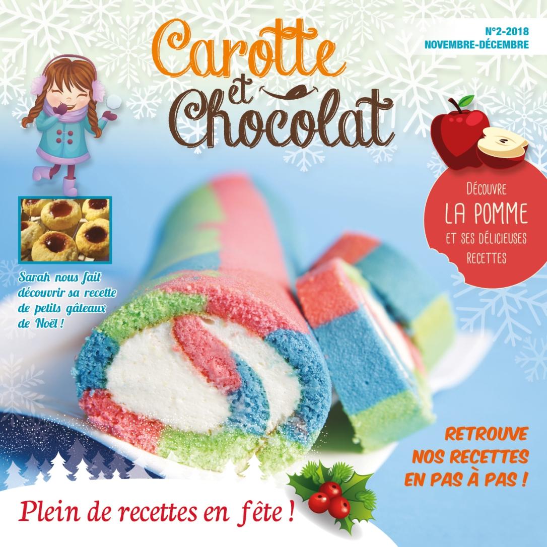 magazine culinaire pour enfant